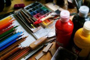 Künstlerische Abendschule Jena, Malerei, Illustration