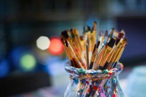 Entfalte deine Kreativität, nutze unsere Workshops