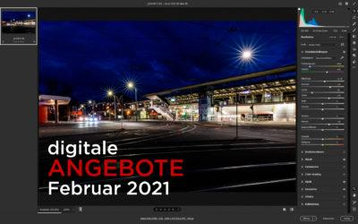 digitale Angebote im Februar