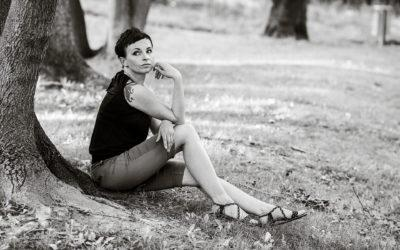Thema beim Fotokurs: Portraitfotografie im Freien